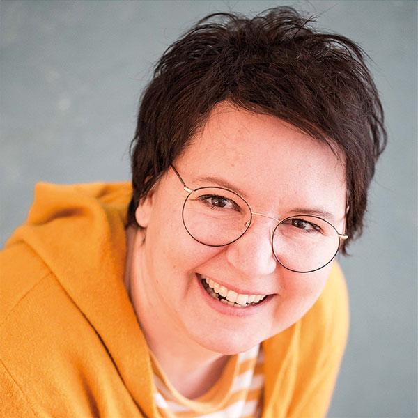 Portrait Swenja Heinrich-Varga